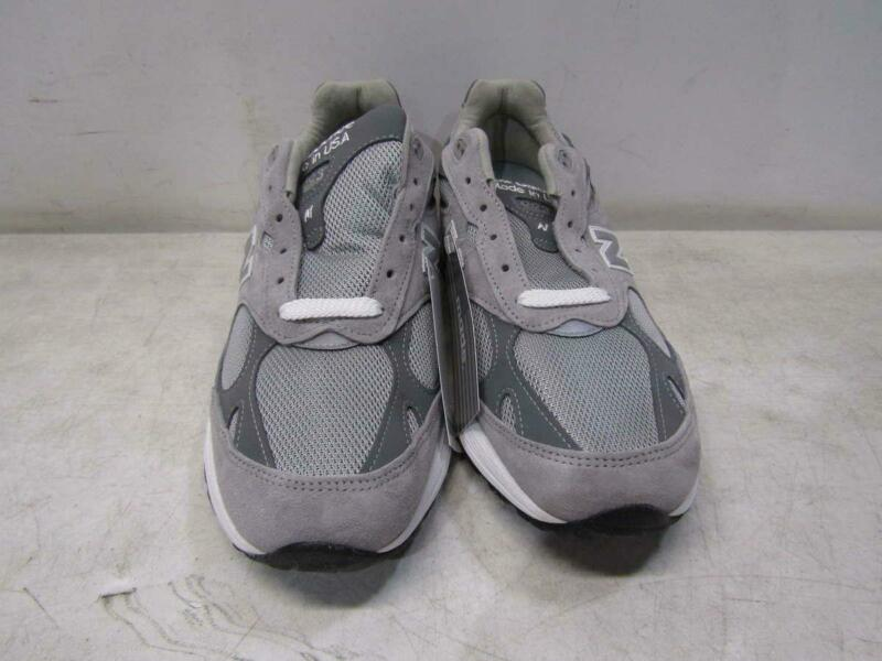 New Balance Mens US 11 Mens Made in US 993 Grey/ White MR993GL