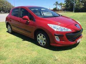 2009 Peugeot 308 AUTO Excellent condition Bundall Gold Coast City Preview