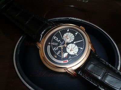 Audemars Piguet Millenary Maserati Dual Time Rose Gold Limited 450 Piecs 26150OR