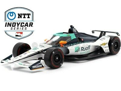 2020 Chevrolet IndyCar Series Arrow McLaren SP 66 Fernando Alonso 1:18 Greenligh