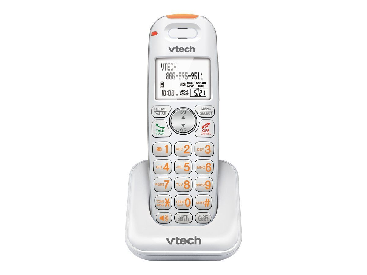 Vtech VT-SN6107 Care Line Accessory Handset Caller ID /& Call Waiting