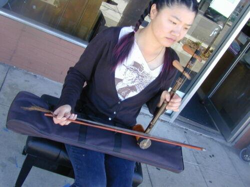 Bamboo 京胡 JingHu (Piccolo Erhu)