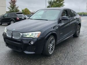 2015 BMW X4 xDrive35i/ M SPORT/SUNROOF