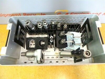 Stryker 4100-451 Cordless Driver Sterilization Case 4100