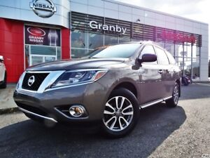 2013 Nissan Pathfinder SV/4WD/VOLANT CHAUFFANT/7 PASSAGERS