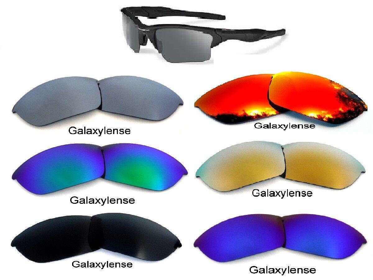 e051e270a2593 Galaxy Lentes De Repuesto Para Oakley Half Jacket GAFAS DE SOL VARIOS  COLORES