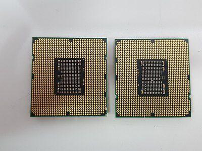 Set of 2 x Intel Xeon X5660 SIX-Core (12M Cache, 2.80 GHz, 6.40 GT/s Intel QPI)