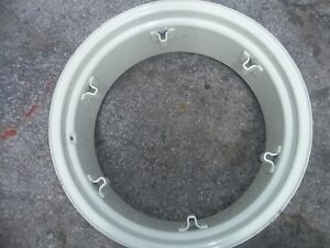TWO 12x28, 12-28  6 Loop Ford, Deere Farm Tractor Rims