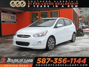 2017 Hyundai Accent SE/ Heated Seats/ Bluetooth