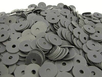 "Neoprene Rubber Washers - 1"" OD X 1/4"" ID X 1/16"" Thickness - Endeavor Series"