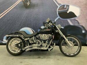 2007 Harley-Davidson FXSTC Softail Custom Cruiser 1584cc