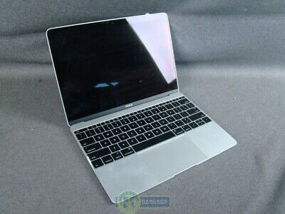 "Apple Macbook 12"" Early-2016 Core M5 1.2GHZ/8GB/512GB SSD A1534 Silver!"