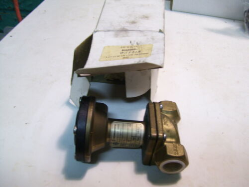 NORGREN HERION 8112215 REGULATOR VALVE N/C 1/2NPT AIR 13.5 -90 PSI  EPDM  P3889