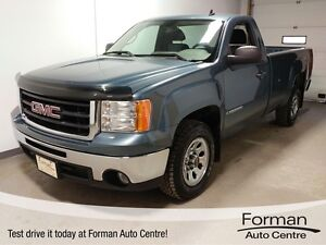 2009 GMC Sierra 1500 WT - Work Truck! | Tow-ready | 8 foot box!