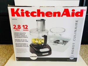 【Kitchen Aid】12cup (2.8litre) Food Processor NEW