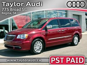 2014 Chrysler Town & Country Limited DUAL DVD, HITCH, LEATHER...