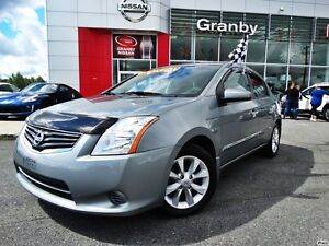 2011 Nissan Sentra 2.0 OPTION + /AIR CLIMATISÉ/ AUTOMATIQUE/