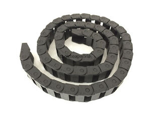 1pcs-Cable-Drag-Chain-Wire-Carrier-10-20mm-10mm-x-20mm-R28-1000mm-40-for-CNC
