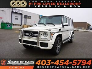 2015 Mercedes Benz G Class BLOW OUT PRICING! G63 AMG Bi-Turbo 56