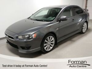 2009 Mitsubishi Lancer GTS - Winter tires and rims - Remote s...