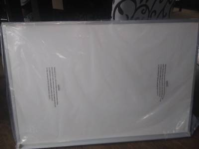 Universal Dry Erase Board 36x24