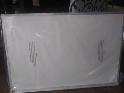 Universal Dry Erase Board 36x24