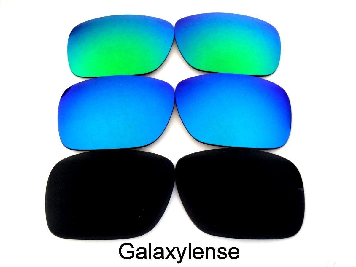 Lentes de recambio para Ray Ban RB4165 Justin negro azul verde polarizaron  3PS de 54mm 0e4c535d76