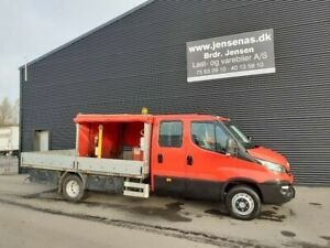 Iveco Daily Fahrgestell Doppelkabine 70 C ... Radstand