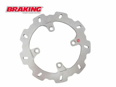 MB02FID LEFT BRAKING FRONT DISC W-FIX YAMAHA BWS NAKED (REAR DRUM) 50 2009-2017