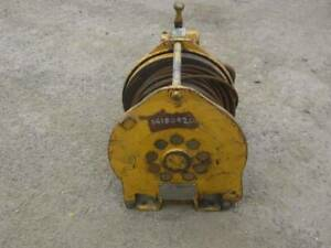 1996 Ingersoll Rand LS1500R-L Air Winch (SG180920) Kewdale Belmont Area Preview