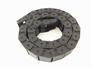 1pcs-Cable-Drag-Chain-Wire-Carrier-18-37mm-18mm-x-37mm-R38-1000mm-40-for-CNC