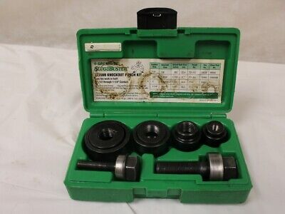 GREENLEE SLUG BUSTER 7235BB Knockout Punch Set (MP2032809)
