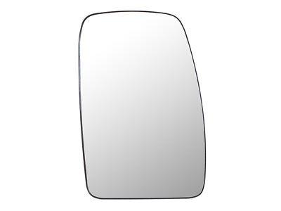 Außenspiegel Spiegelglas  rechts oben konvex Opel Movano 11//03