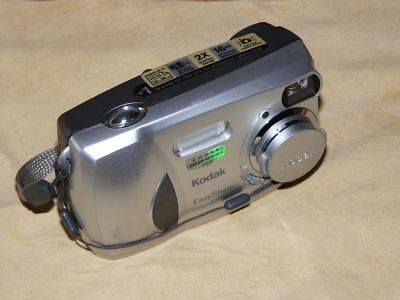Kodak EASYSHARE CX4300 3.2MP  - Digital Camara - Plata segunda mano  Embacar hacia Argentina