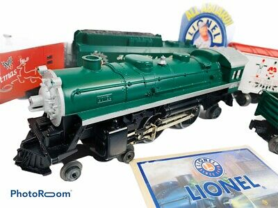 Lionel Holiday Tradition Special Christmas Train Set • 6-31966 • O Gauge