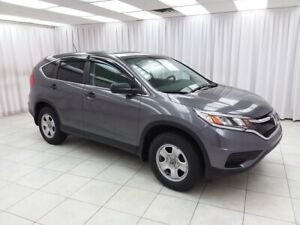 2016 Honda CR-V LX FWD ONE OWNER.