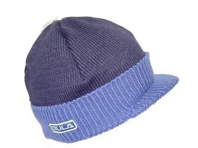 Bula Acrylic Winter Visor Ski Beanie Sports Cap Hat