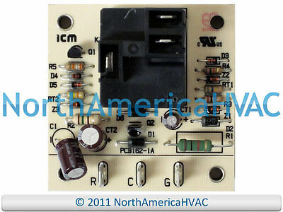 Rheem Ruud Corsaire Blower Control Board 42-22515-02