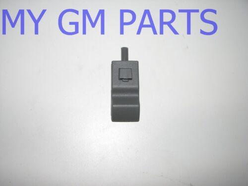 GM OEM-Door Lock Knob GRAY TITANIUM NEW GM #  15844618