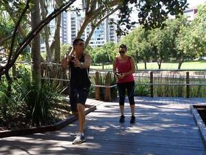 Mobile Personal Trainers   Amore Fitness Brisbane South West Preview