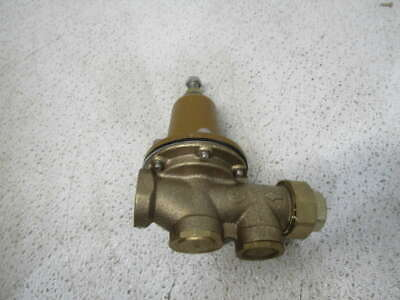 Watts 34 Water Pressure Reducing Valve Lf25aub-z3 0009257