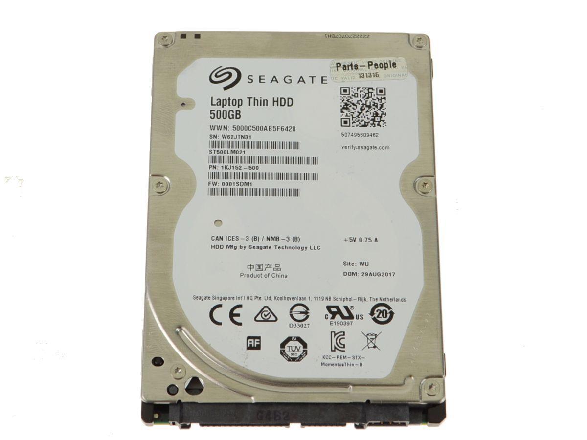 Seagate St500lm021 500gb 7200 Rpm 7mm 32mb Cache Sata 60gb S 25 Hardisk Internal Pc Hdd