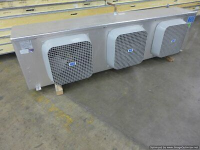 Bohn Bma450ba 3-fan 45000 Btu Walk In Cooler Med Profile Evaporator Coil