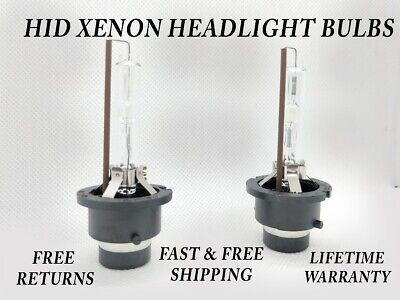 6000K Diamond White HID Xenon Headlight Bulb for Infiniti QX56 2011-2013