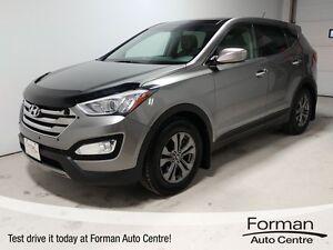 2013 Hyundai Santa Fe Sport 2.4 Luxury - Local trade   Heated...