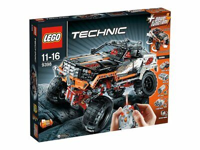 LEGO 9398 4x4 Remote Controlled Crawler Technic SEALED BRAND NEW Sealed Mint