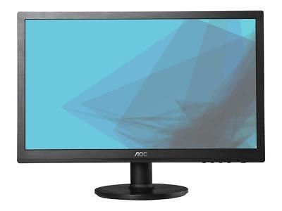 "AOC E2260SWDN 22"" Full HD LED Monitor 1920x1080 5ms 60Hz 16:9 VGA DVI"