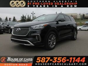 2017 Hyundai Santa Fe XL/ Back Up Cam/ Panoramic Roof/ AWD Limit