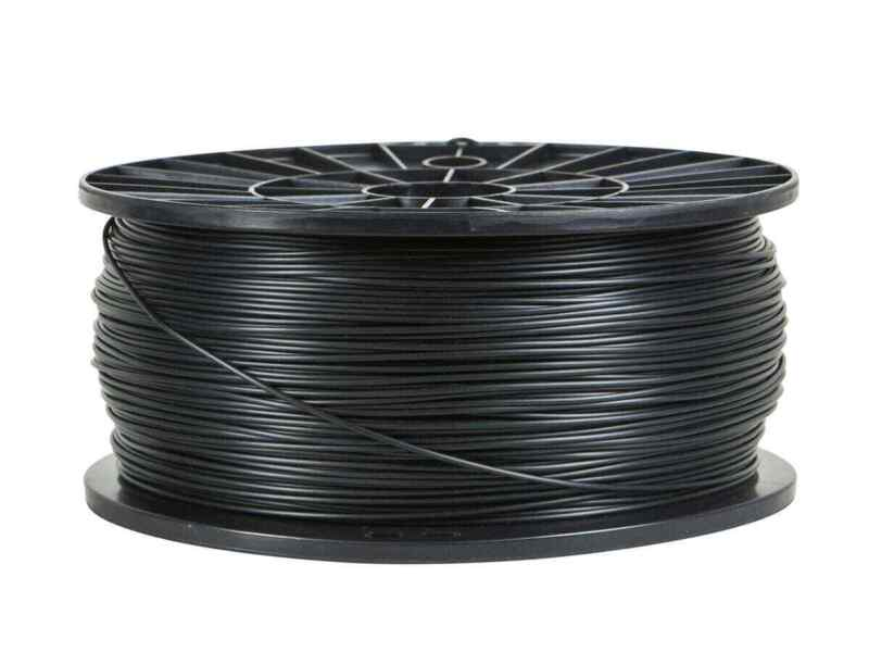 Monoprice Premium 3D Printer Filament PLA 1.75mm 1kg/spool  Black