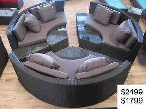 Outdoor Floor Stock Clearance- Furniture-Day Beds, Lounge, Dining Wangara Wanneroo Area Preview